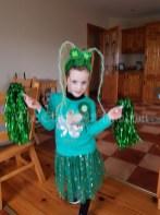 Kate Hudson who loves St Patrick's Day
