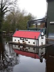 Duck Inn. O' Garney river Sixmilebridge Nuala Cusack