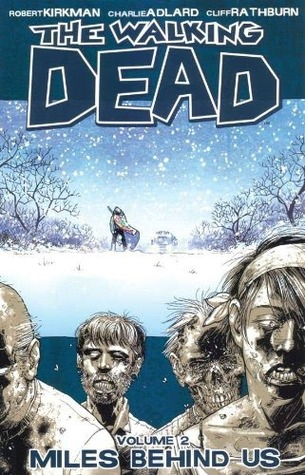 Walking Dead 2 Cover