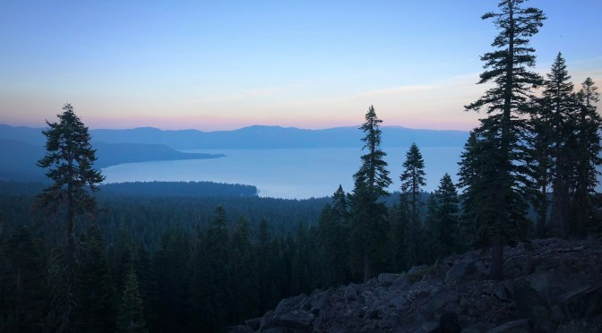 Tahoe Rim Trail: Day 1