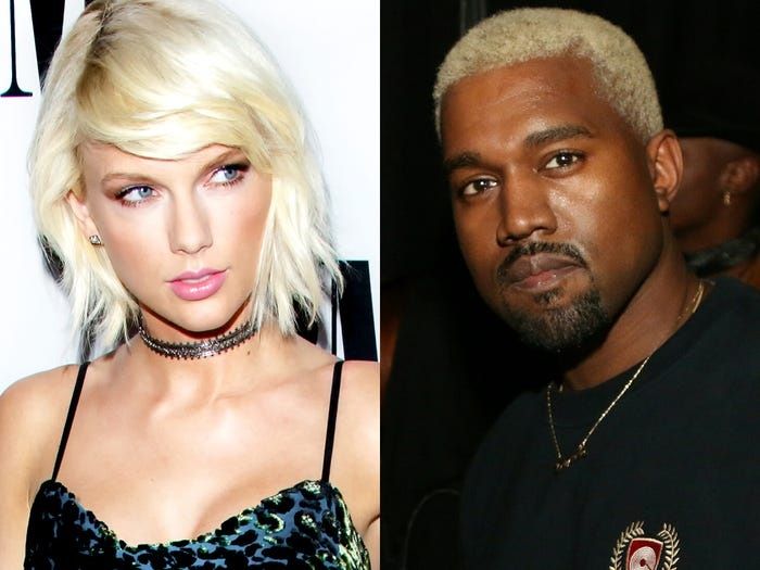 """Taylor Swift was offended when Kanye West referenced her in his song, """"Famous."""""""