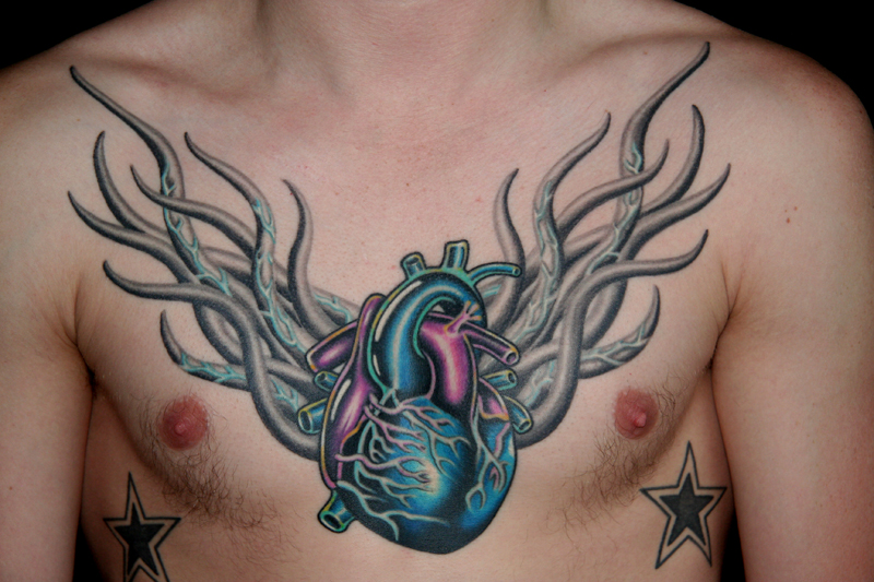 Sacred Heart Tattoo