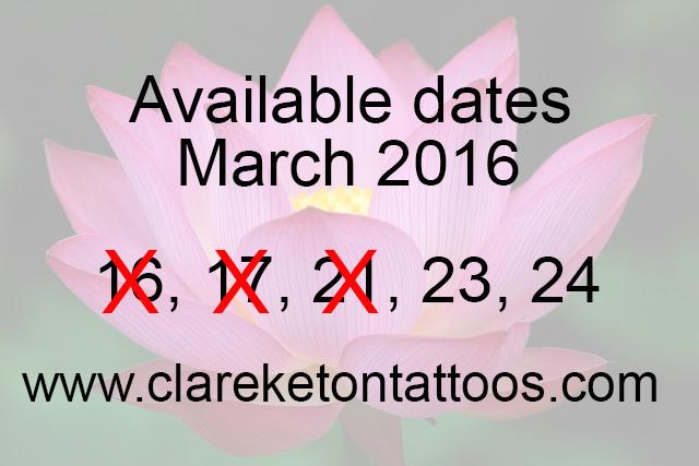 clareketontattoos_march2016_availability