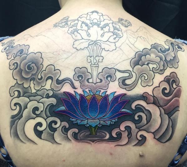 clareketon_tattoos_wip_lotus_orientaltattoo