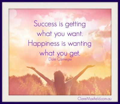 success happiness