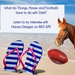 January 2nd Interview with Harvey Deegan on 882 6PR