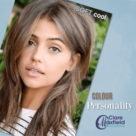 image of a girl with soft cool colouring