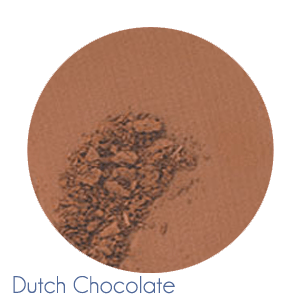 Warm Dutch chocolate
