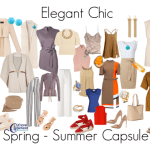 Upcoming Elegant Chic Style Trend Capsule Report 2016
