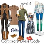 Business Dress Code Level 4