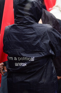 Political anorak (from the Electoral Comission)