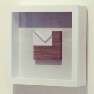 'Untitled', Card Construction, £280.