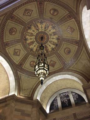 LA City Hall Rotunda