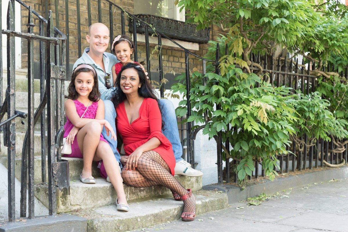 Teddington, London Family Photographer