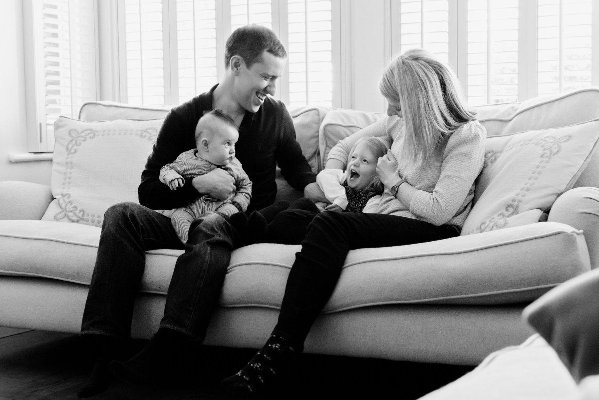 Kew, London Family Photography