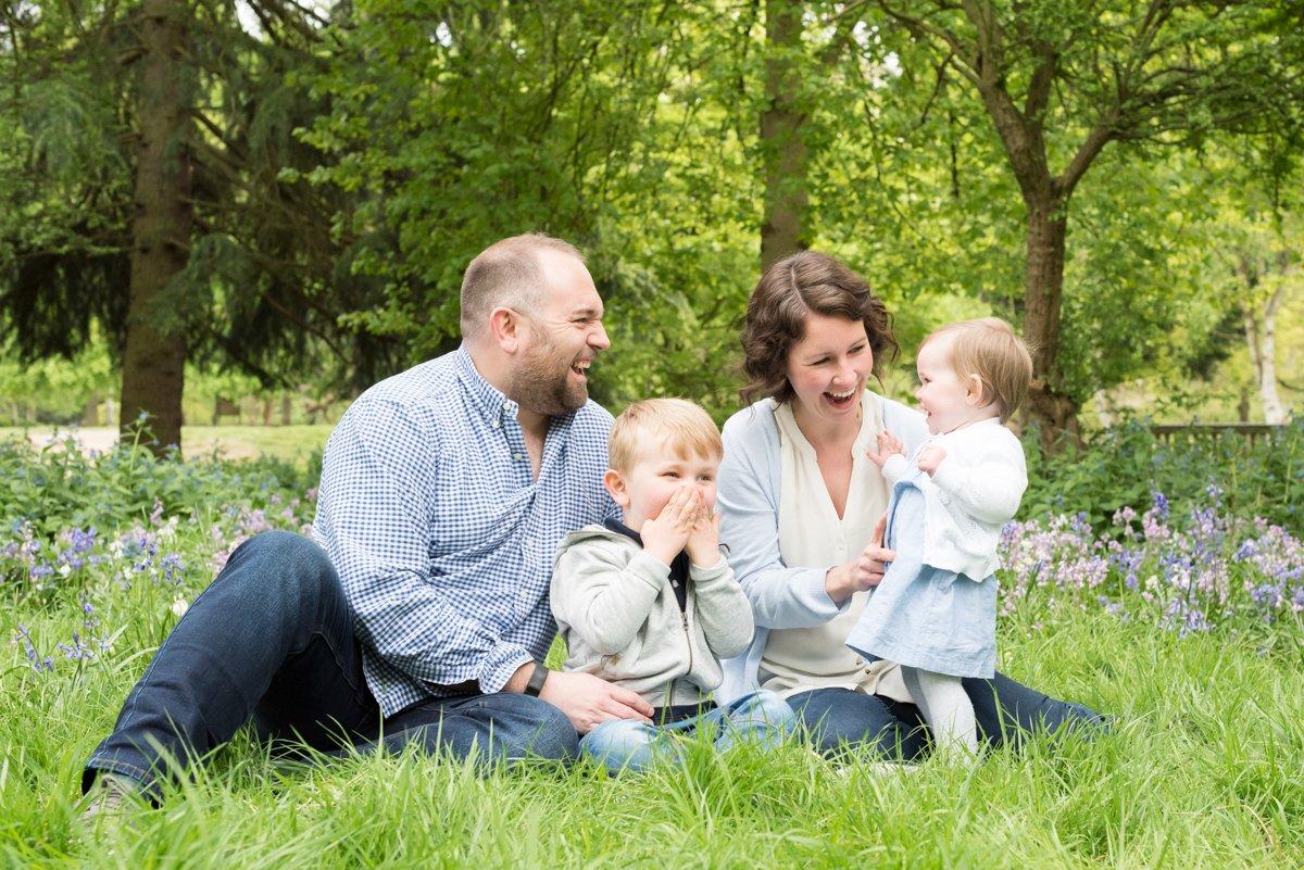Bushy Park Family Photographer