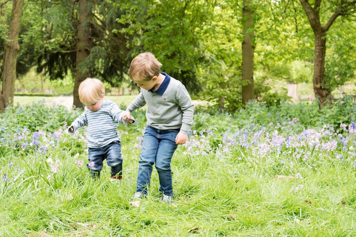 Oxshott, Surrey Family Photographer
