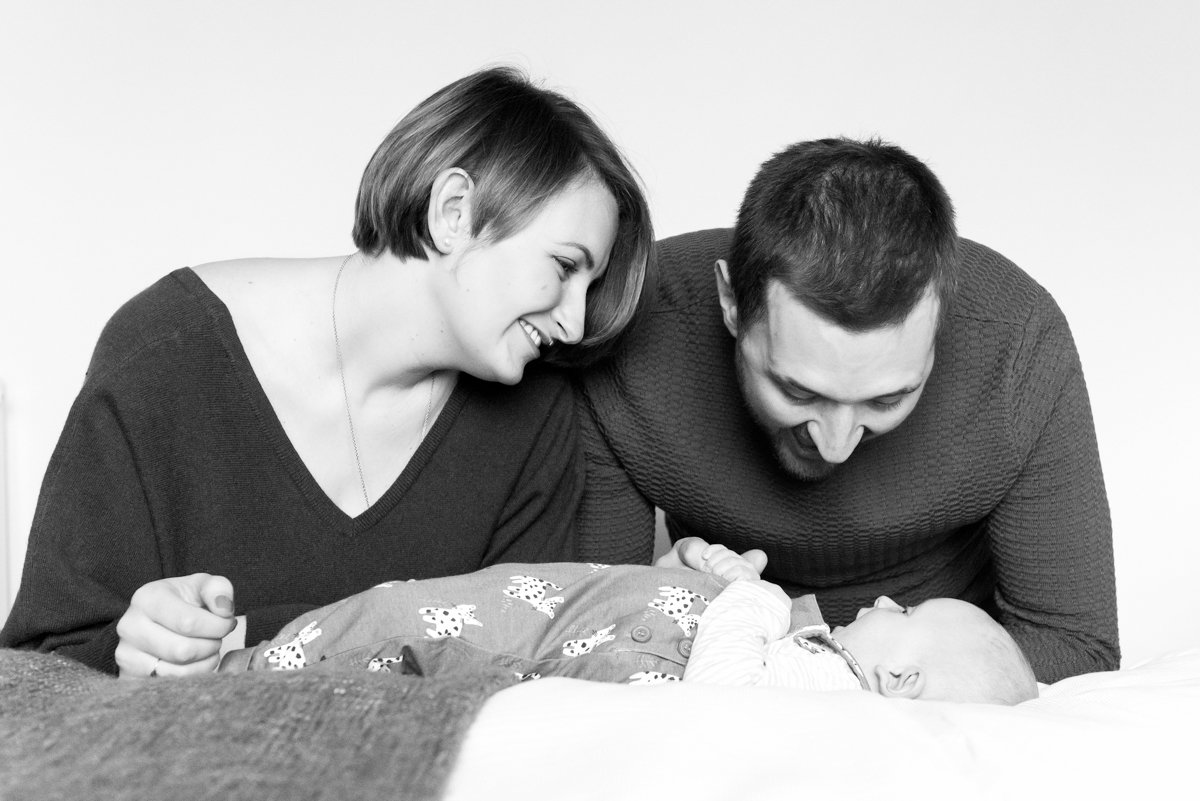 Cobham Baby Photography At Home