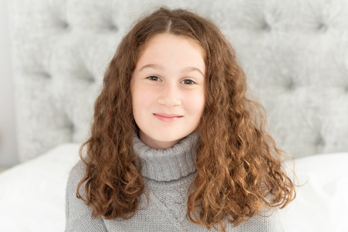 Professional child portraits in putney