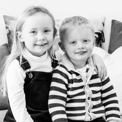Family Photography At Home In Esher