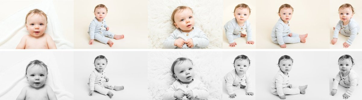 12 month baby photo shoot