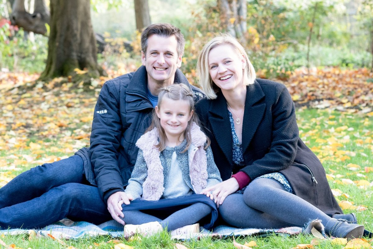 family portraits south west london