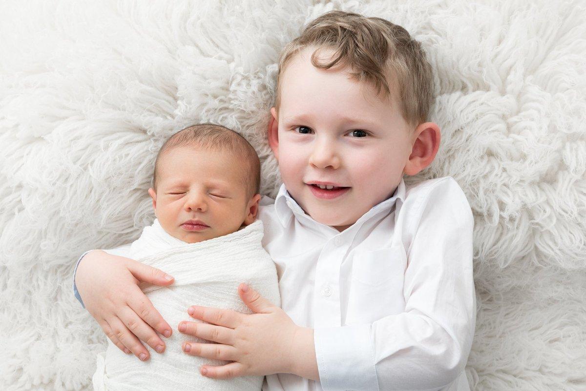 Surrey Newborn Baby Photo Studio