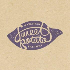 Hawaiian Sweet Potato Factory Logo