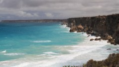 The Head of the Bight - Looking West to the Bunda Cliffs