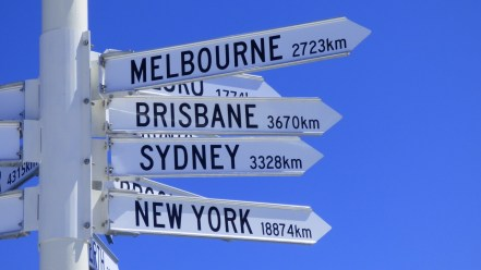 And only 18,874 kilometres from New York :)