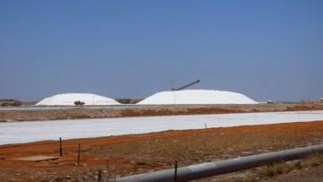 Dampier Salt Limited, Port Headland