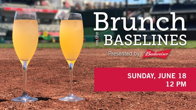 Image result for brunch on the baselines