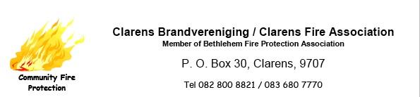 Clarens Fire Association