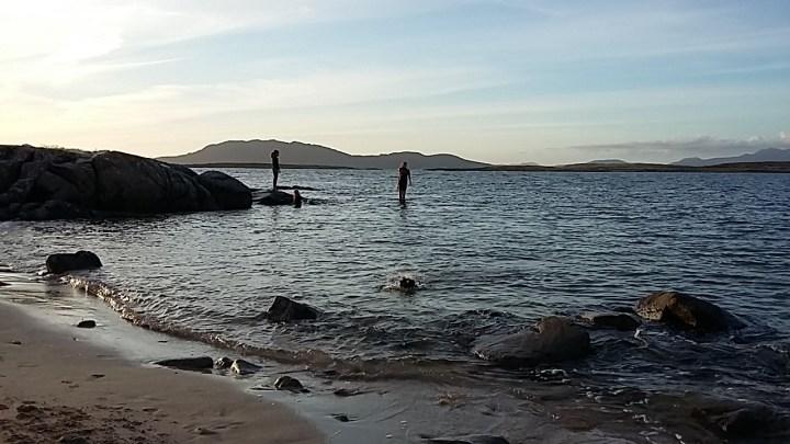 Evening swim 2