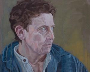 Self portrait 500cm x 40cm