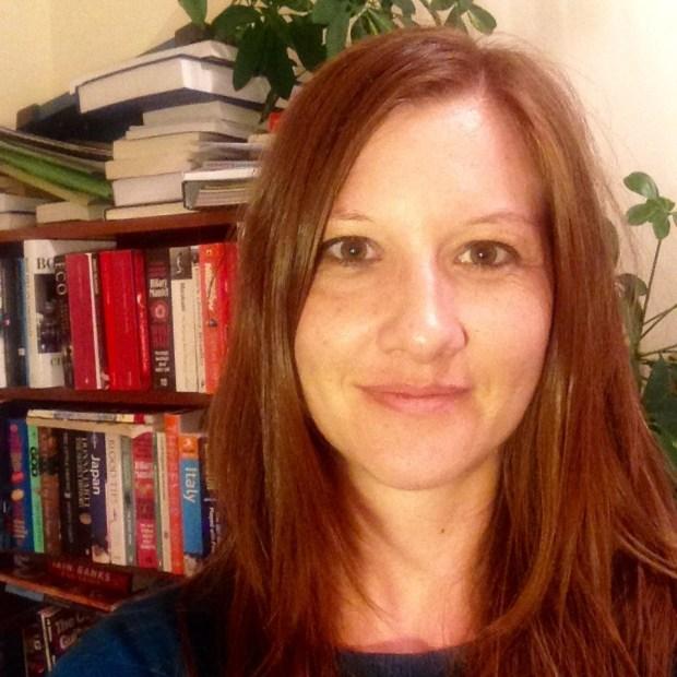 Philippa East, author