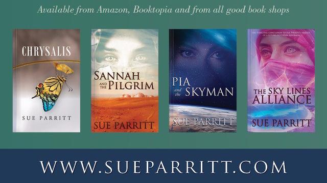 Books by Sue Parritt