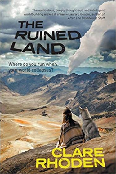 The Ruined Land cover