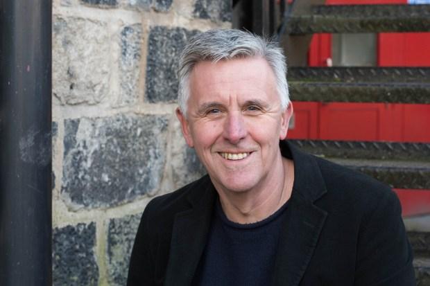 Author Trevor Wood