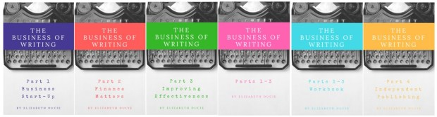 The Business of Writing by Elizabeth Ducie