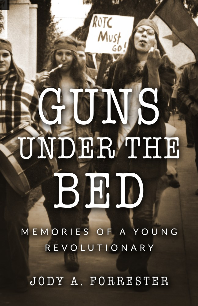 Guns Under the Bed by Jody Forrester
