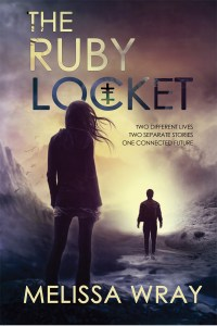 Cover image: The Ruby Locket by Melissa Wray