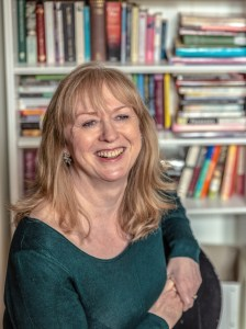 Author Frances Quinn