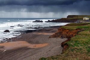 Crooklets Beach Cornwall