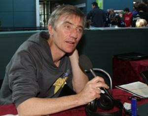 Author Rod Taylor
