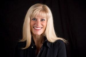 Author Caroline England