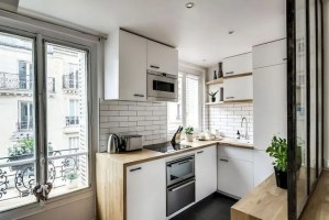 45+ Top Small Apartment Kitchen Decor Ideas