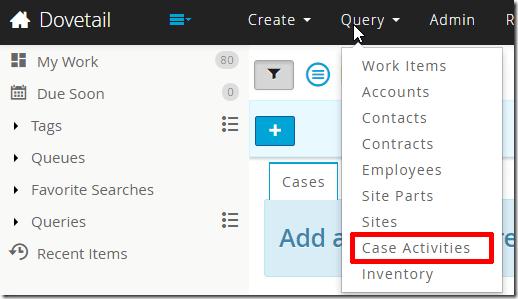query-menu