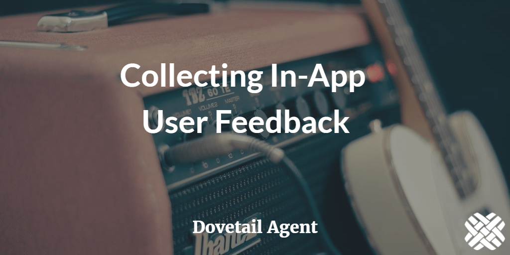 in-app user feedback