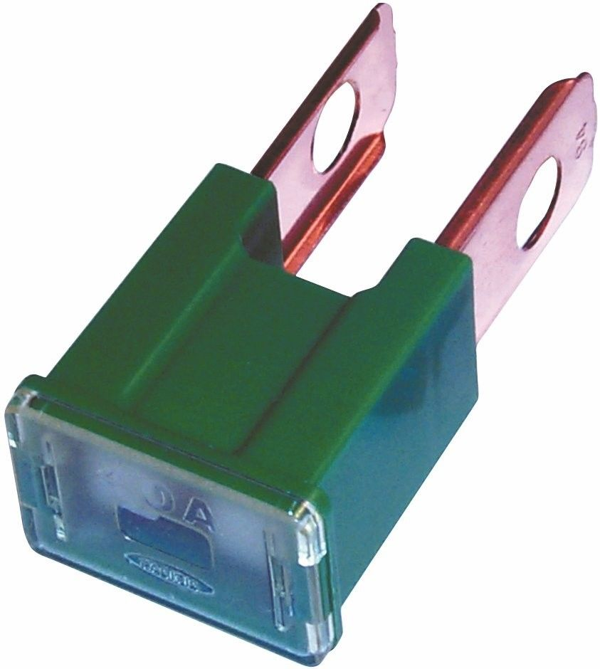 hight resolution of automotive male pal fuse 80 amp